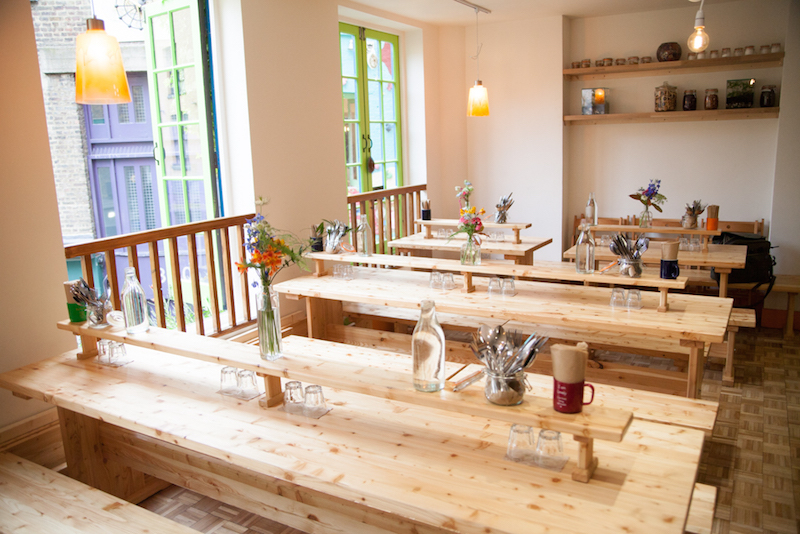 Healthy london we review wild food cafe s raw