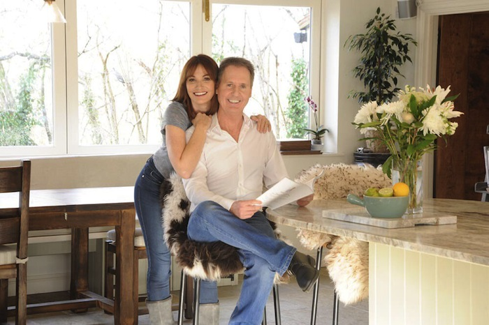 Sarah Parish and Rick Hay, How I lost a stone, by healthista