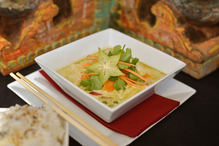 bambuddha thai green curry healthy luxury holidays with chic villas ibiza by healthista