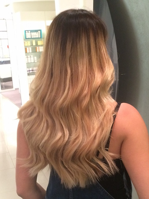 Tape in hair extensions our writer tests the newest and most tape in hair extensions the newest and most affordable hair extensions loved by khloe kardashian pmusecretfo Gallery