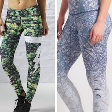 best gym leggings for summer featured image by healthista