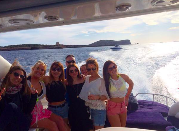 boat trip chica ibiza villas luxury holiday by healthista