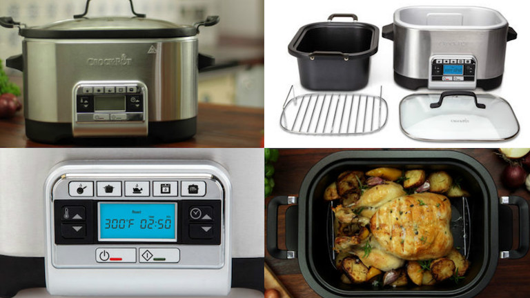 4 Best Multi Cookers For Healthy Cooking Reviewed By