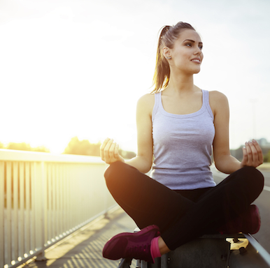 feature, 9 ways to work mindfulness, by Healthista.com