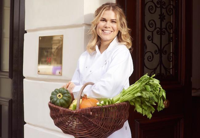 Madeleine Shaw, best healthy restaurants in London, by healthista.com