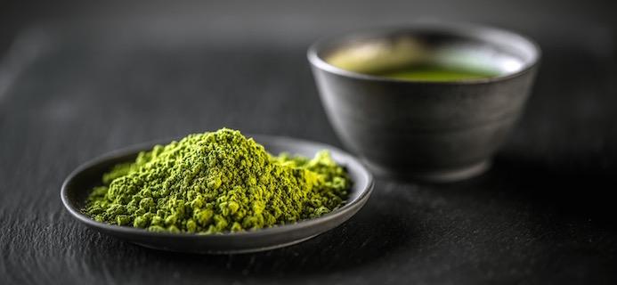 matcha green tea slider, 7 reasons to drink matcha green tea, by healthista.com.