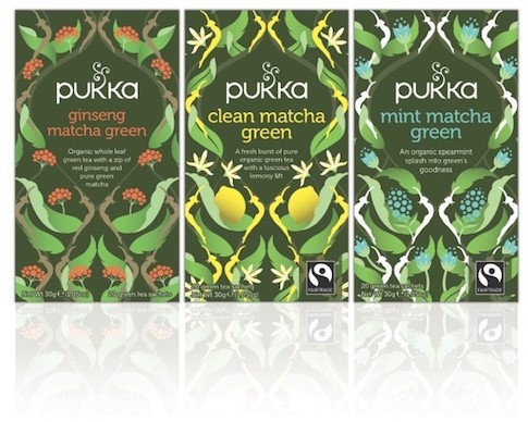 pukka matcha green tea, 7 reasons to drink match green tea, by healhtista.com