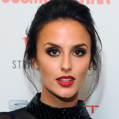 Lucy Watson, woman of the week, veganism, basic bitch lipsticks, healthista.