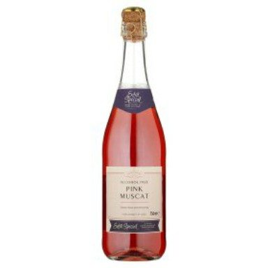 Asda Pink Muscat Best Non Alcoholic Wines By