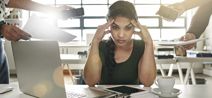 11 things only REALLY stressed out people say - Healthista