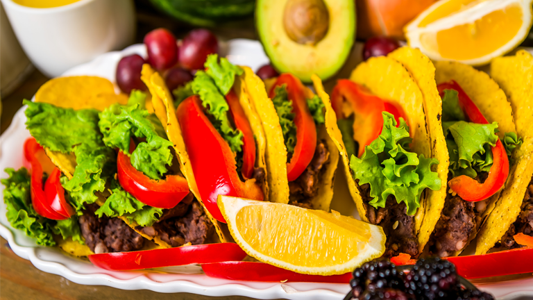 9 healthy dinner recipes ready in 10 minutes healthista beef tacos 10 healthy ten minute dinner recipes forumfinder Images
