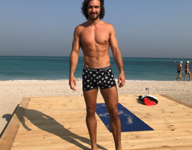 REVIEW Joe Wicks The Body Coach Workout DVD - perfect for the HIIT lovers