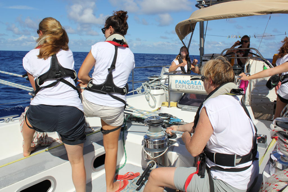 Sail women, looking for adventure join an all female science sail around the british isles by healthista