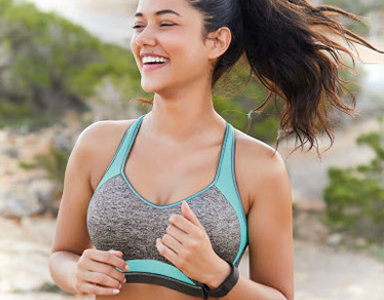 The 5 BEST sports bras for big busts