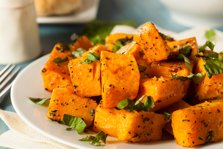 Meat-free Monday recipe: kale, butternut squash and ...