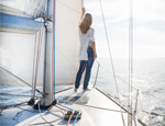 daily sail boat lady, join an all female science sail around the british isles by healthista