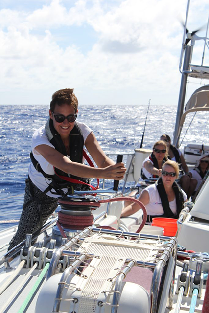 women sailing trip, join an all female science sail around the british isles by healthista