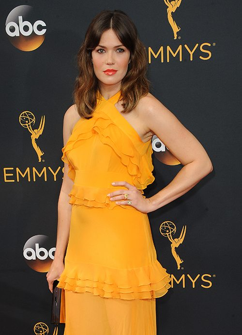 Ashley's clients include Mandy Moore from This Is Us
