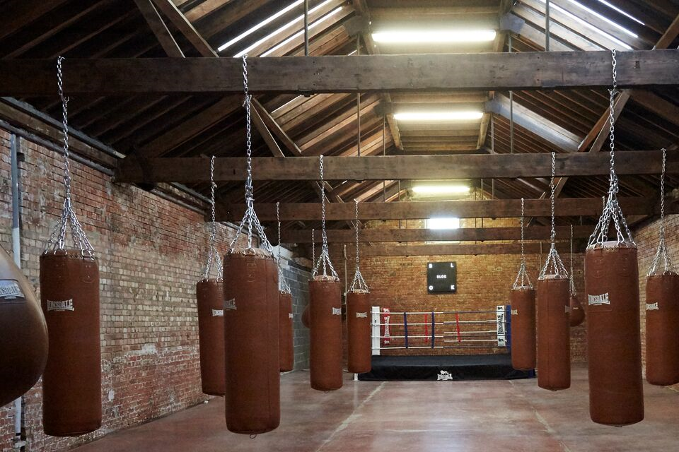 BLOK studio, boxing boutiques the biggest fitness trend for women right now by healthista