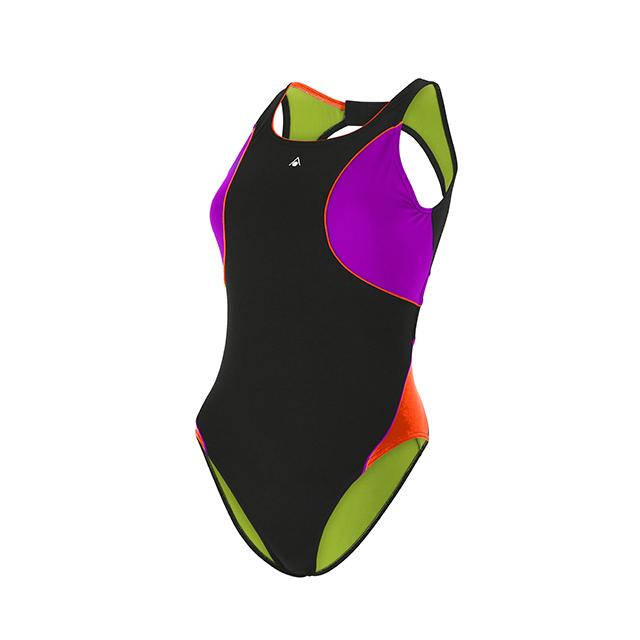 Gianna Swim suit, best eco fitness brands by healthista.com