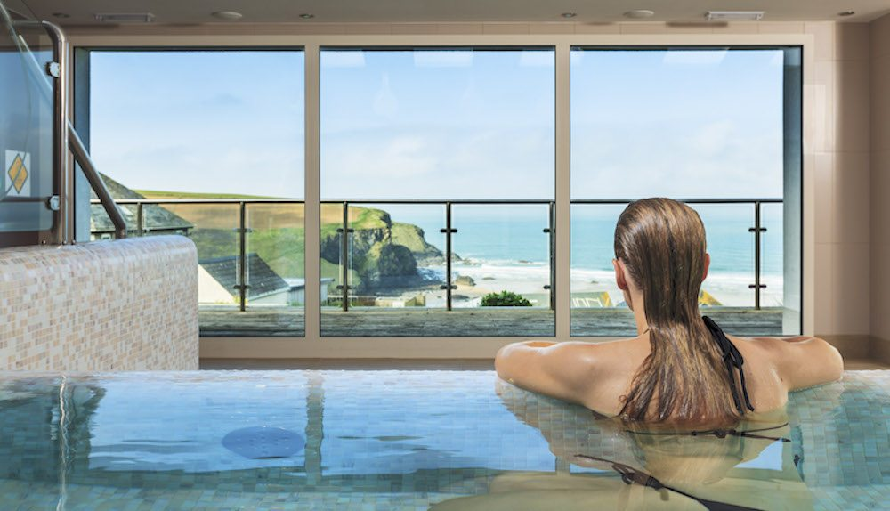 Spa of the Week: Bedruthan Hotel & Spa in Cornwall reviewed