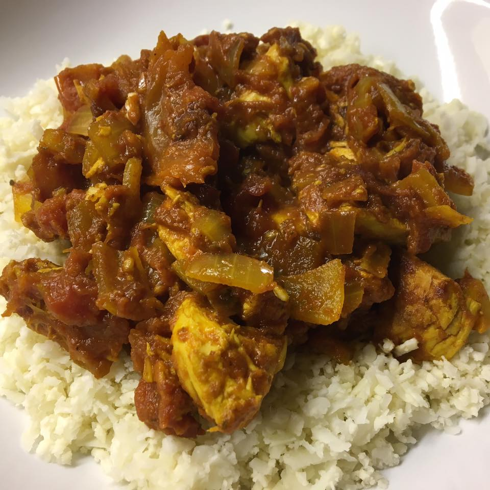 How To Cook Healthy For Beginners Everyday Chicken Curry Paleo primer, by healthista.jpg2
