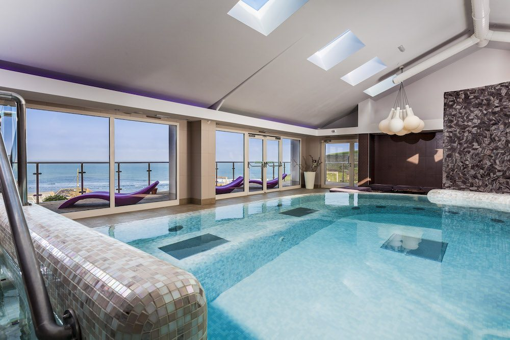 Spa Of The Week Bedruthan Hotel Spa In Cornwall Reviewed Healthista