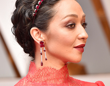 Ruth Negga's makeup artist reveals how to get her red carpet look, by healthista (2)