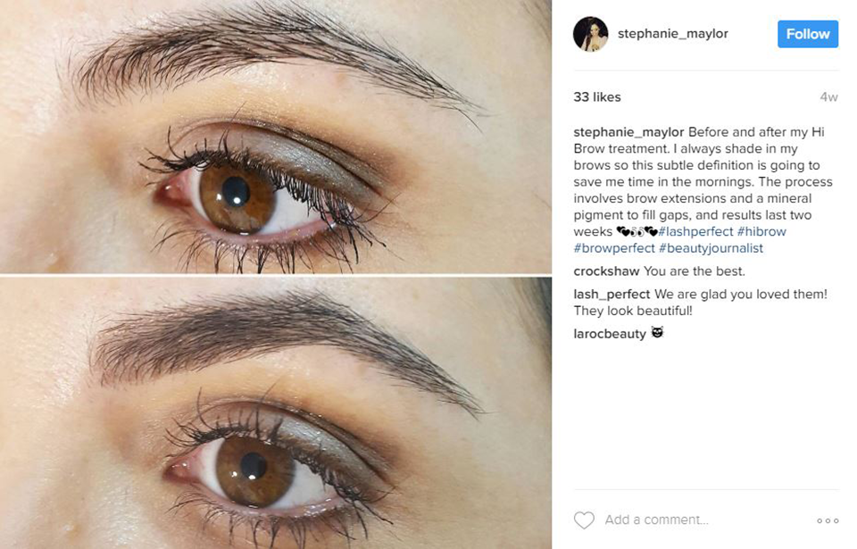 3 Best Eyebrow Treatments On The High Street Healthista