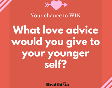 What love advice feat competition by healthista