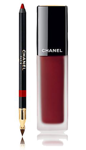 chanel lips, Ruth Negga's makeup artist reveals how to get her red carpet look, by healthista (1)
