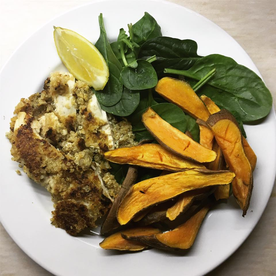 How To Cook Healthy For Beginners, Southern Style Quinoa Coated Chicken,  Joe Wicks Lean How_to_cook_quinoa_14431_preview