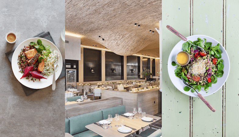 5 best places to eat healthy in London post-detox season