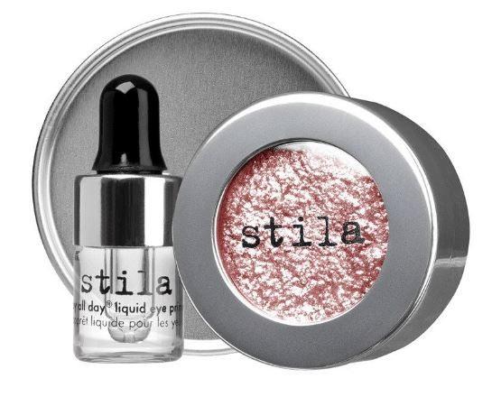 stilla magnificent metals foil finish eye shadow, Ruth Negga's makeup artist reveals how to get her red carpet look, healthista