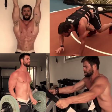 Celebrity trainer secrets The Hemsworth brothers' trainer shares his superhero body tips, luke zocchi by healthista (4)