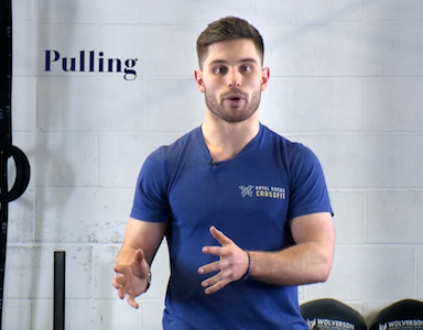 Healthista Fitopedia: What are push and pull movements? feature