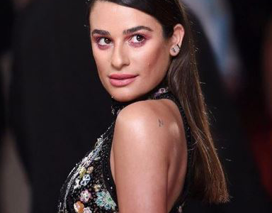 Lea Michele's red carpet makeup artist reveals how to do the hot trend 'pink eye', by healthista (3)
