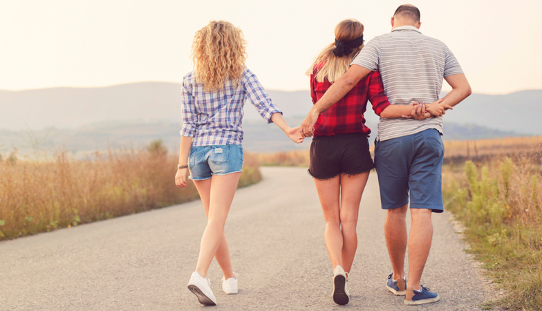 Polyamory – would you have more than one partner?