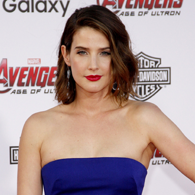 cobie featured, fitspiration cobie smulders by healthista