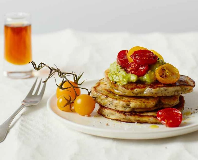four seed pancakes, How To Cook Healthy For Beginners healthy seeds to start using now