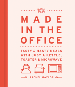 made in the office cover, Meat free monday recipe fruity kale salad by healthista