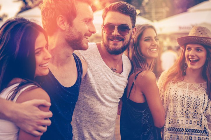 man with friends Is my partner a serial cheater? Ask Sally Healthista