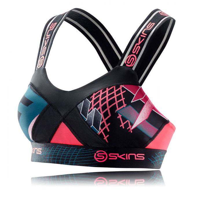 proskins bra, best sports bras for high impact cardio by healthista