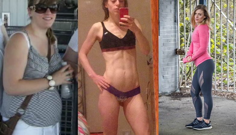 tally rye fitness transformation, My Healthista Story Tally Rye on how she found her happy weight by healthista