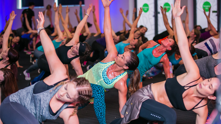 BeFIT health and fitness festival