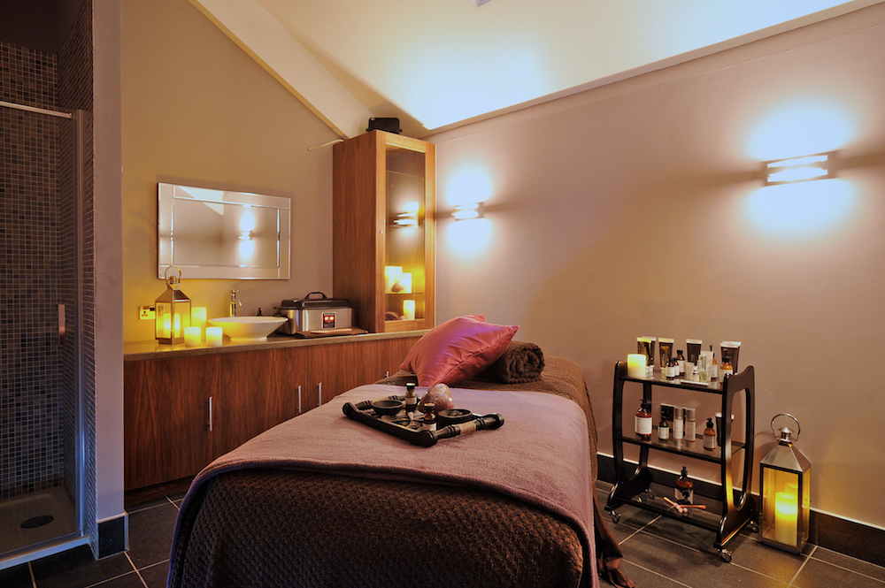 Spa treatment room Spa of the week: Congham Hall, Norfolk, England Healthista