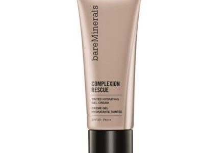 bare minerals complexion rescue gel cream