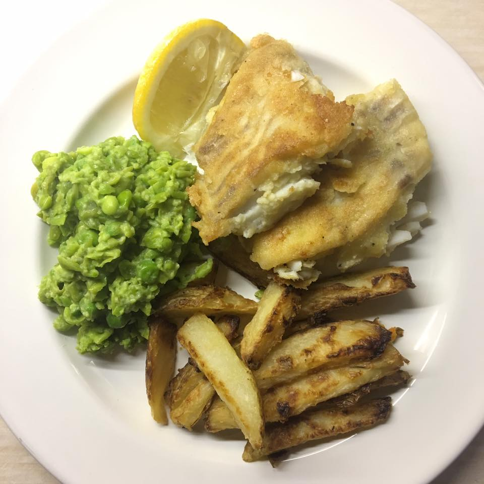 healthy fish and chips, how to cook healthy for beginners, by healthista.com lucy bee coconut oil (1)