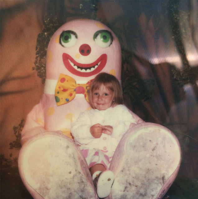 scarlett with mr blobby, How I overcame the IBS that has plagued me since my teens by healthista
