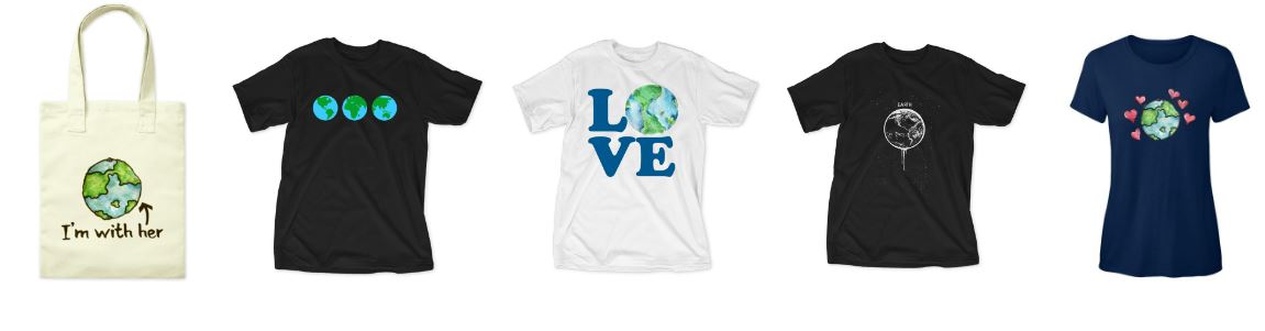 win healthista teespring giveaway earth day